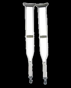 Quick Adjustable Aluminum Crutches