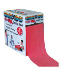 CanDo Bands with Perforations - Exercise Band Roll