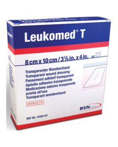 Leukomed T Transparent Wound Dressing