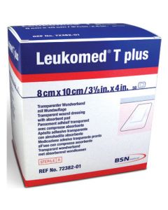 Leukomed T Plus Absorbent Film Wound Dressing