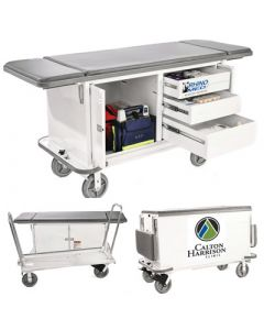 Rhino Med Portable Cart