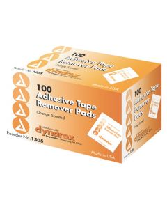 Tape Adhesive Remover Pads