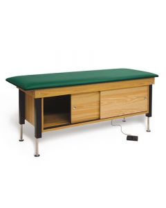 Model 4717 Hi-Lo Power Cabinet Treatment Table