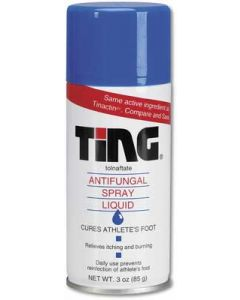 Ting Antifungal Footcare