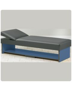 Clinton Industries Recovery Couch with Shelf