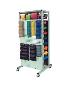Cuff Weight & Dumbbell Storage Rack