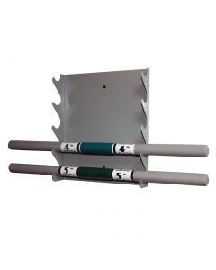 Wall Mount Therapy Bar Rack