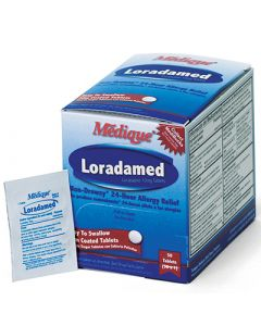 Loradamed Tablets (50 per box)