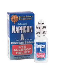 Naphcon-A Eye Allergy Relief Drops