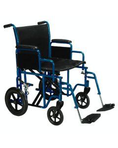Heavy-Duty Transport Chair