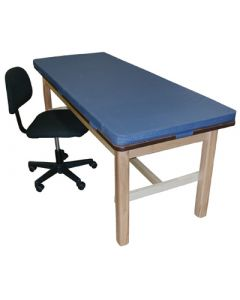 Classroom Treatment Table with Removable Mat Model 487
