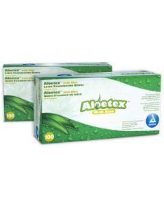 Aloetex Latex Glove