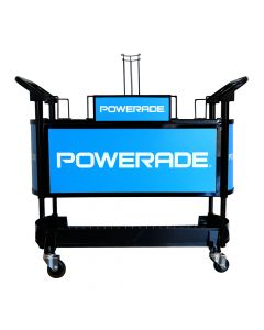 Powerade Sideline Cooler Cart