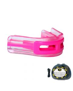 LoPRO Female Mouthguard Translucent Pink