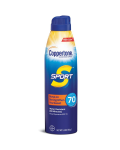 Coppertone Sport - Continuous Spray - SPF 30 - 5.5oz. Can