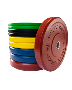 Chicago Extreme Colored Bumper Plates