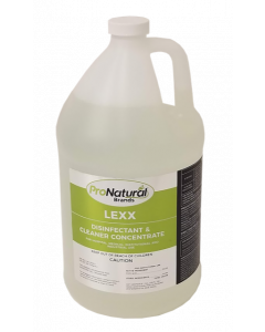 LEXX Disinfectant & Cleaner Concentrate