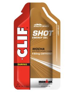 Clif Shot Energy Gel - Mocha