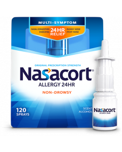 Nasacort Allergy Spray
