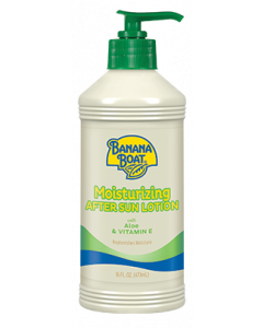 Banana Boat - After Sun Lotion With Aloe - 16 oz.