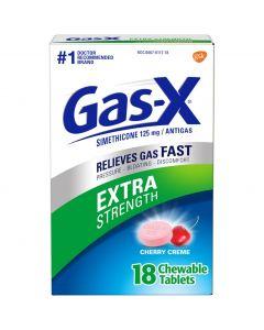 Gas-X Cherry Creme - Tablet 18 box