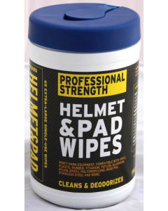 Matguard Helmet Pad Disinfecting Wipes