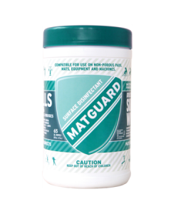 Matguard Athletic Equipment and Surface Wipes