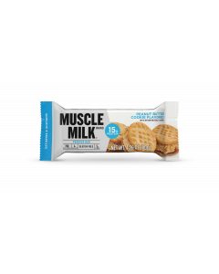 Muscle Milk Blue Bars - Peanut Butter Cookie