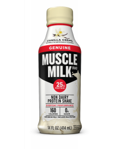 Muscle Milk Genuine Single Serve 14 oz Ready to Drink