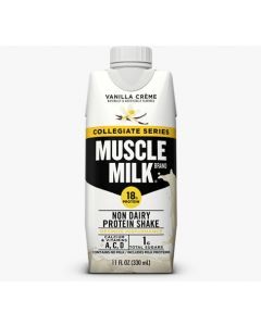 Muscle Milk Collegiate 11 pz, Ready to Drink - Vanilla