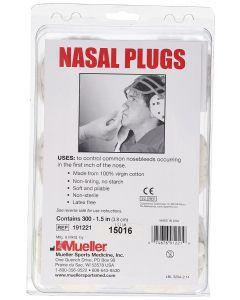 Mueller Nasal Plugs