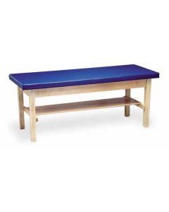 Bailey Treatment Table with shelf Model #432
