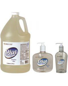Liquid Dial Antimicrobial Soap for Sensitive Skin