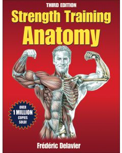 Strength Training Anatomy Book Second Edition
