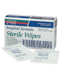 Sterile Saline Wipes