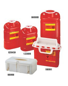 B-D Sharps Containers