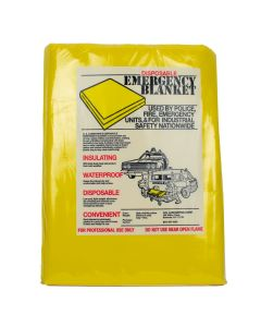 Disposable Emergency Blanket