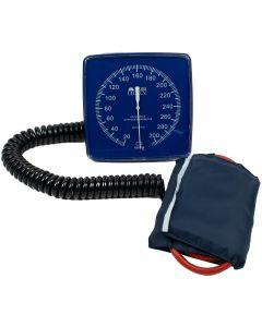 Legacy Adjustable Wall Clock Aneroid Sphygmomanometer Latex-Free