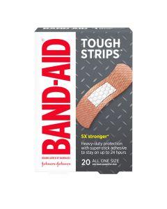 Band-Aid Tough Strips