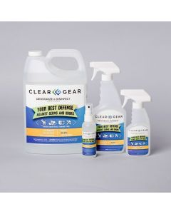 Clear Gear Sports Spray