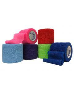 Latex Free Co-Flex Cohesive Flexible Bandage