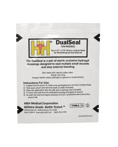 DualSeal Chest Seal