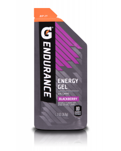 Gatorade Endurance Energy Gel Blackberry