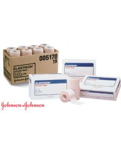 Johnson & Johnson Elastikon Tape - Boxed