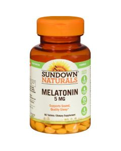 Melatonin - 5 MG - 90 Pack