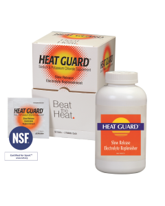 Mission Pharmacal Heat Guard