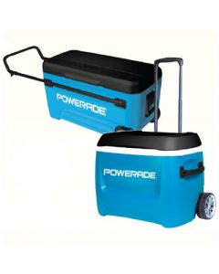 Powerade Rolling Ice Chest