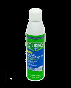 Curad Sterile Saline Wound Wash