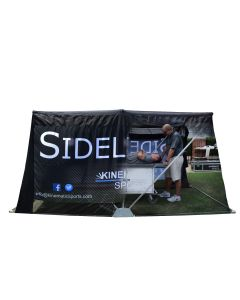 SidelinER PRO 7' x 14' - Exterior View