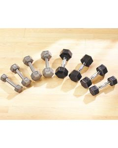 Standard Hex Dumbbells